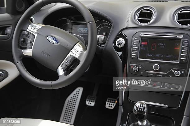 Luxury vehicle interior
