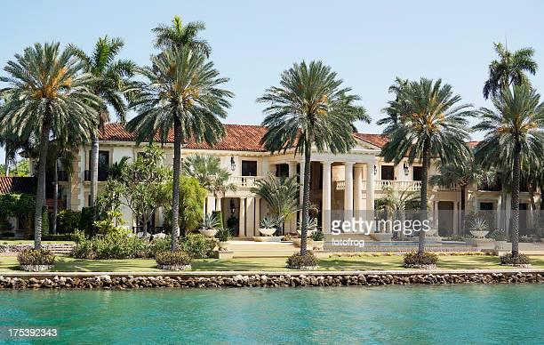 Luxury waterfront lifestyle
