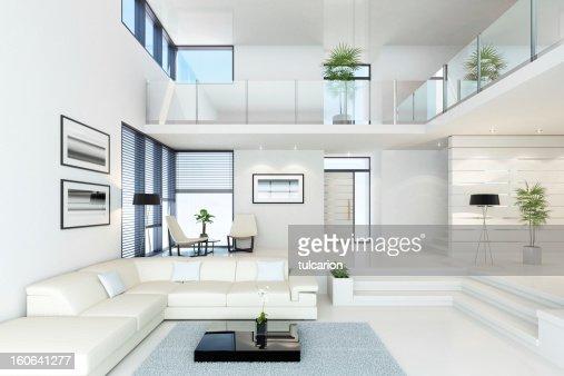 Luxury White Villa