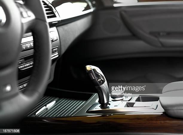 Luxus Auto interno