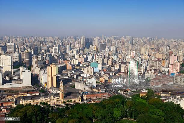 Luz de cidade de São Paulo