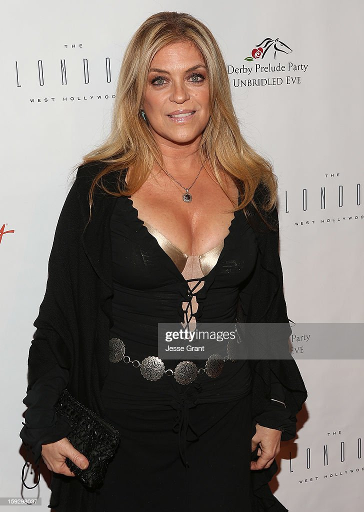 Lydia Cornell attends The 4th Annual Unbridled Eve Derby Prelude Party at The London West Hollywood on January 10, 2013 in West Hollywood, California.