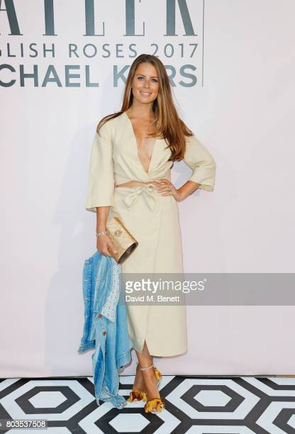 Lydia Forte attends Tatler's English Roses 2017 in association with Michael Kors at the Saatchi Gallery on June 29 2017 in London England