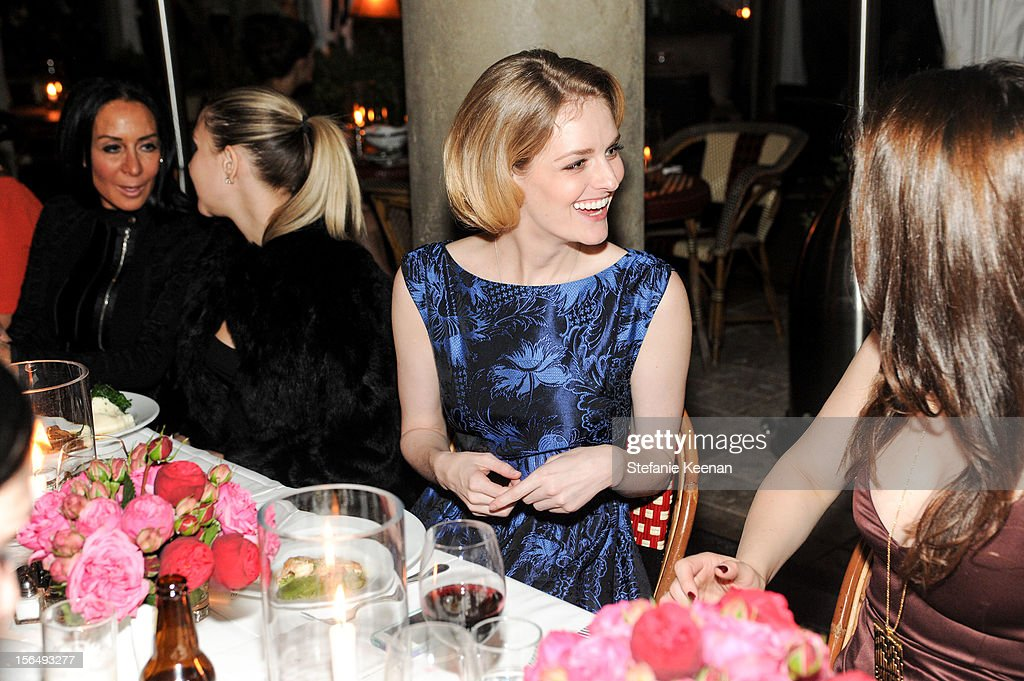 <a gi-track='captionPersonalityLinkClicked' href=/galleries/search?phrase=Lydia+Hearst&family=editorial&specificpeople=221723 ng-click='$event.stopPropagation()'>Lydia Hearst</a> attends Juan Carlos Obando Jewelry Collection Launch Dinner at Chateau Marmont on November 15, 2012 in Los Angeles, California.
