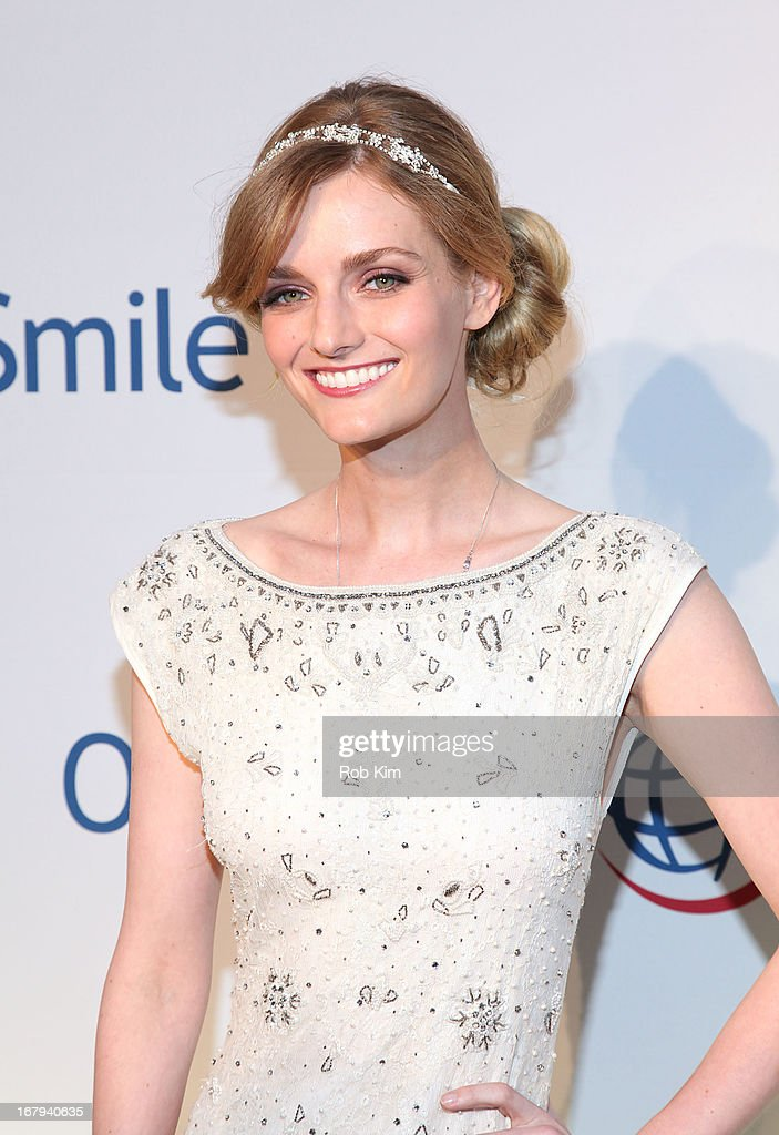 Lydia Hearst attends Operation Smile 30th Anniversary Celebration at Cipriani 42nd Street on May 2, 2013 in New York City.