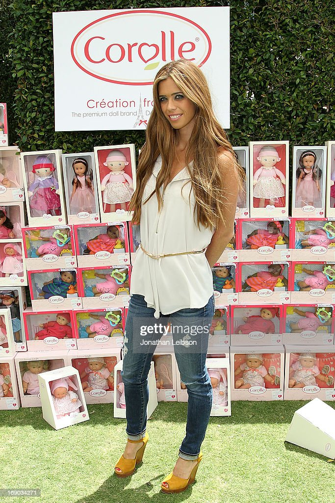 Lydia McLaughlin attends the Corolle Adopt a Doll Event at The Grove on May 18, 2013 in Los Angeles, California.