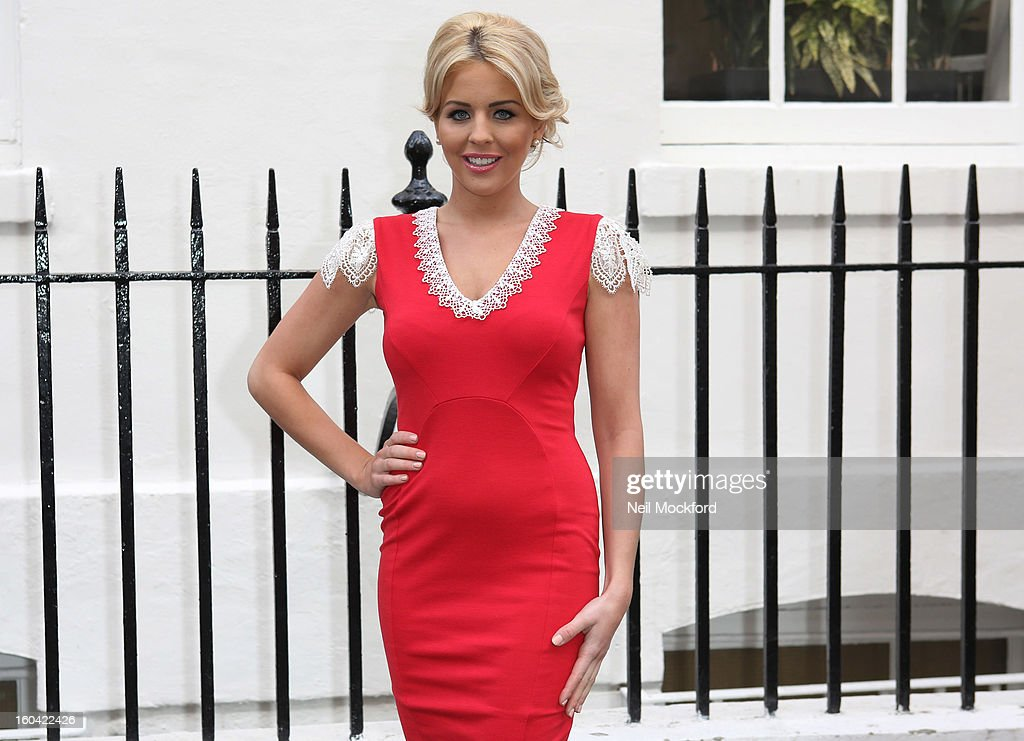 Lydia Rose Bright Sighting In London - January 31, 2013