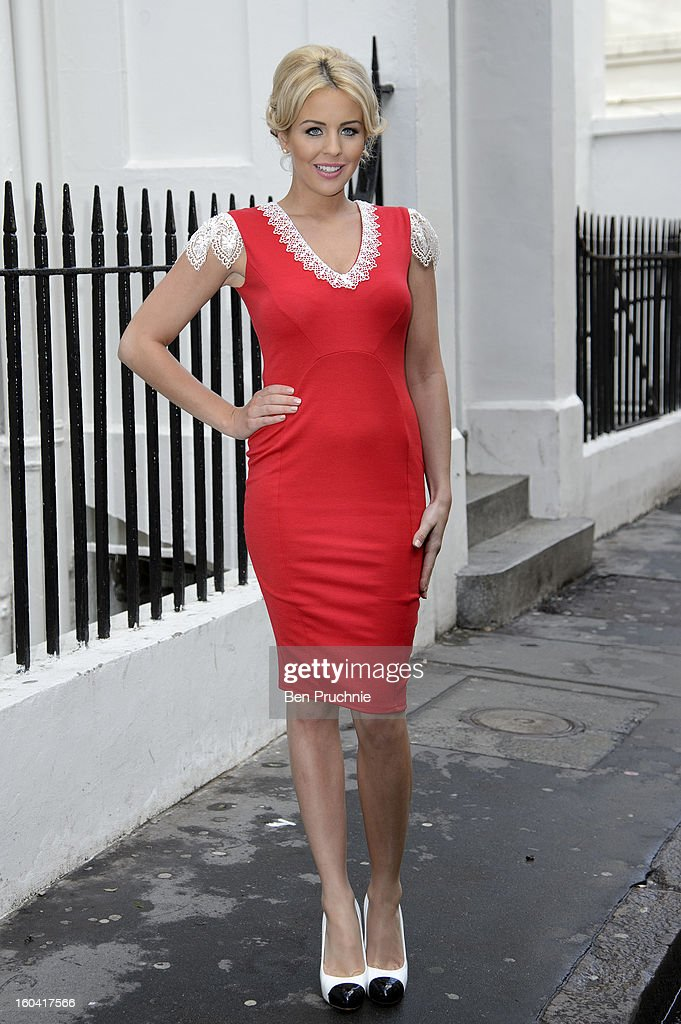 <a gi-track='captionPersonalityLinkClicked' href=/galleries/search?phrase=Lydia+Rose+Bright+-+Television+Personality&family=editorial&specificpeople=7629456 ng-click='$event.stopPropagation()'>Lydia Rose Bright</a> sighted in Soho on January 31, 2013 in London, England.