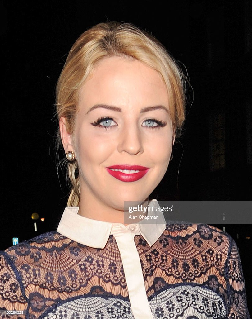 <a gi-track='captionPersonalityLinkClicked' href=/galleries/search?phrase=Lydia+Rose+Bright+-+Television+Personality&family=editorial&specificpeople=7629456 ng-click='$event.stopPropagation()'>Lydia Rose Bright</a> sighting on January 27, 2013 in London, England.