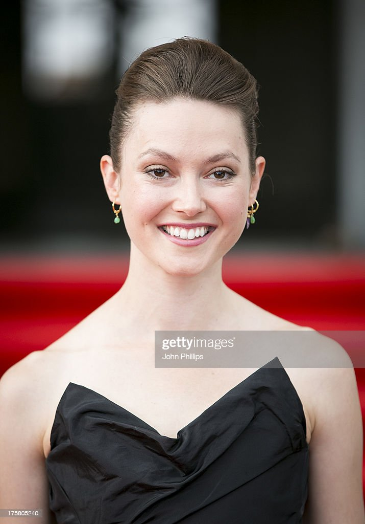 <a gi-track='captionPersonalityLinkClicked' href=/galleries/search?phrase=Lydia+Wilson&family=editorial&specificpeople=7511511 ng-click='$event.stopPropagation()'>Lydia Wilson</a> attends the world premiere of 'About Time' at Somerset House on August 8, 2013 in London, England.
