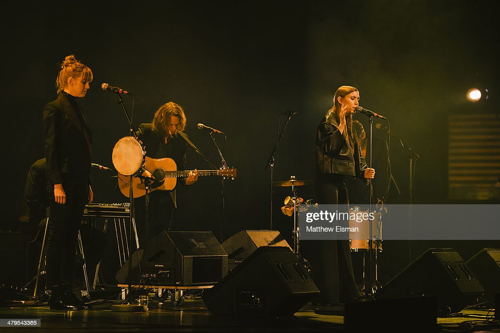 <a gi-track='captionPersonalityLinkClicked' href=/galleries/search?phrase=Lykke+Li&family=editorial&specificpeople=5378012 ng-click='$event.stopPropagation()'>Lykke Li</a> performs at the 'Stopp - Let's Protect the Park' nature benefit concert at Harpa Concert Hall on March 18, 2014 in Reykjavik, Iceland.