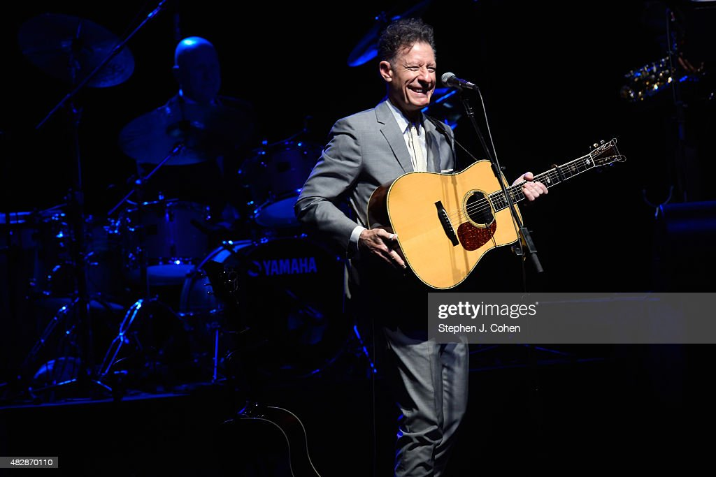Lyle Lovett And His Large Band In Concert - Louisville, KY