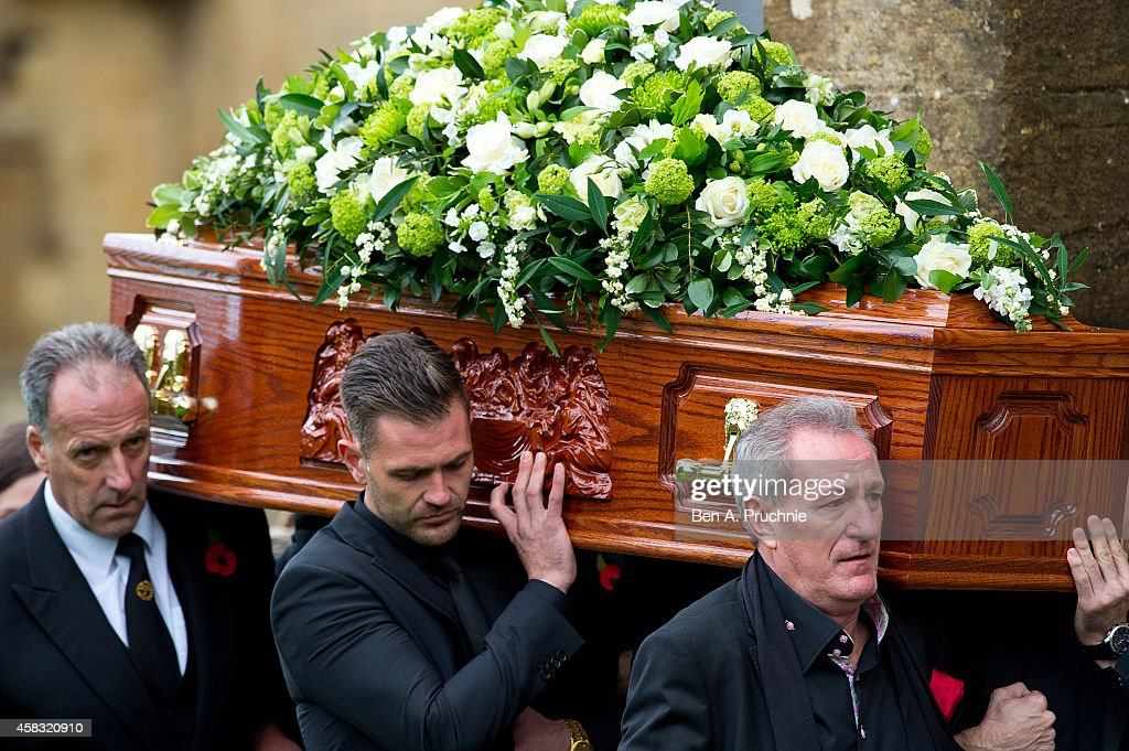 Funeral Of Lynda Bellingham