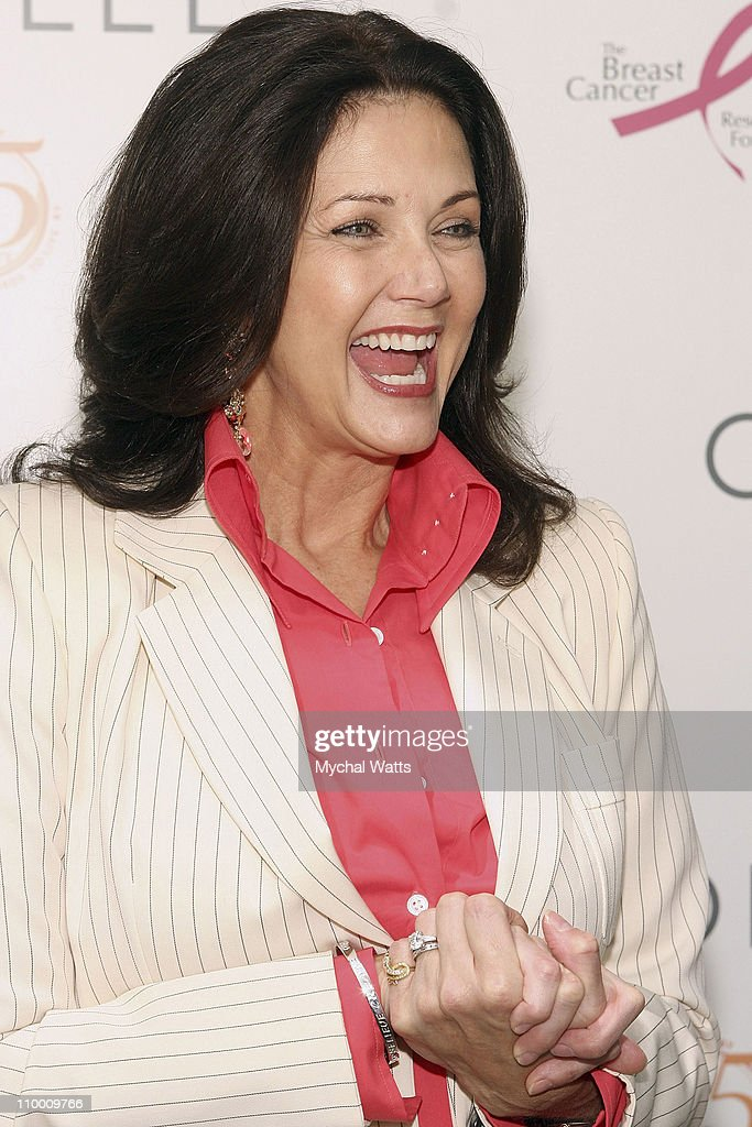 <a gi-track='captionPersonalityLinkClicked' href=/galleries/search?phrase=Lynda+Carter&family=editorial&specificpeople=215112 ng-click='$event.stopPropagation()'>Lynda Carter</a> at the Carolee 35th Anniversary Celebration September 19, 2007 at Le Cirque in New York City.