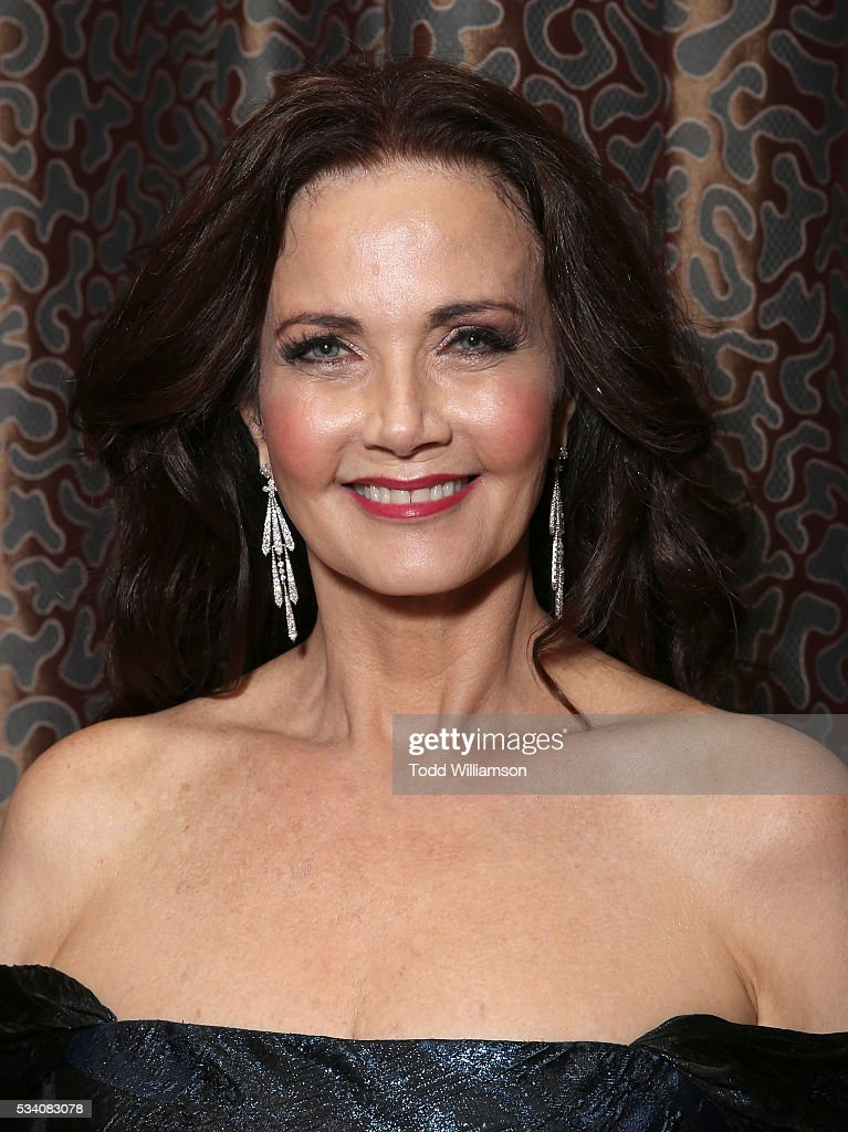 <a gi-track='captionPersonalityLinkClicked' href=/galleries/search?phrase=Lynda+Carter&family=editorial&specificpeople=215112 ng-click='$event.stopPropagation()'>Lynda Carter</a> attends the 41st Annual Gracie Awards at Regent Beverly Wilshire Hotel on May 24, 2016 in Beverly Hills, California.