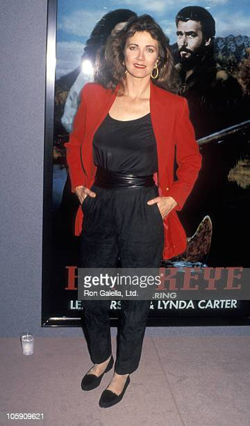 Lynda Carter during 1994 National Association of Television Program Executives Conference Day 2 at Miami Convention Center in Miami Florida United...