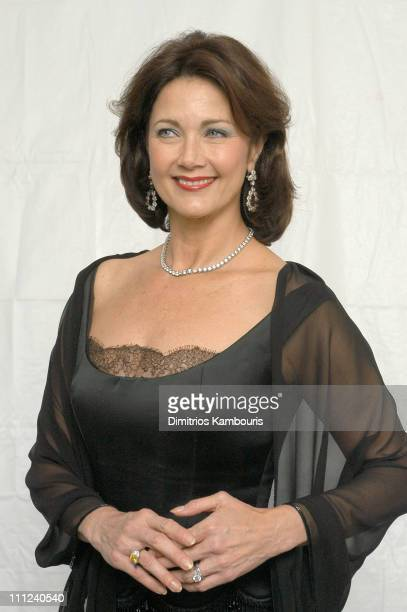 Lynda Carter during American Ballet Theatre Spring Gala at Metropolitan Opera House Lincoln Center in New York City New York United States