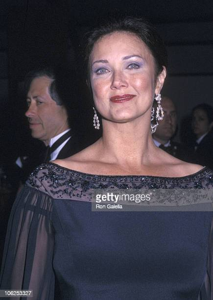 Lynda Carter during Gala for the Spring Season of American Ballet Theater May 13 2002 at Metropolitan Opera House in New York City New York United...