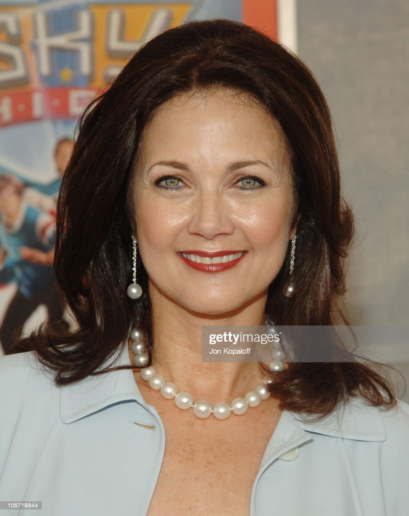 <a gi-track='captionPersonalityLinkClicked' href=/galleries/search?phrase=Lynda+Carter&family=editorial&specificpeople=215112 ng-click='$event.stopPropagation()'>Lynda Carter</a> during 'Sky High' Los Angeles Premiere - Arrivals at El Capitan in Hollywood, California, United States.