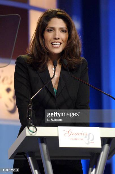 Lynda Lopez during American Women in Radio Television 30th Annual Gracie Allen Awards Show at New York Marriot Marquis Hotel in New York City New...