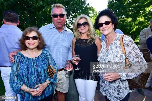 Lynda Stagnitti Mark Wightman Maritza Jimenez and Elise Douglas attend Maison Gerard Presents Marino di Teana A Lifetime of Passion and Expression at...