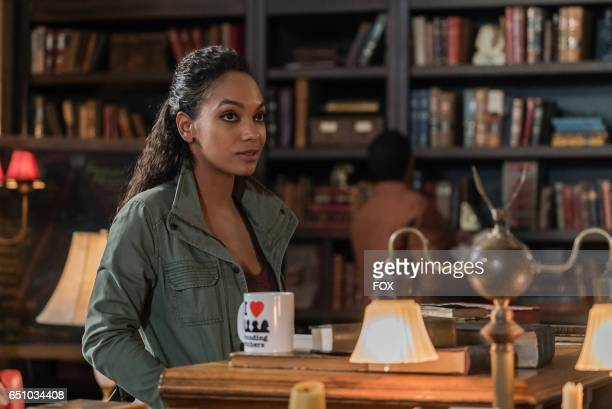 Lyndie Greenwood in the Homecoming episode of SLEEPY HOLLOW airing Friday Feb 10 on FOX