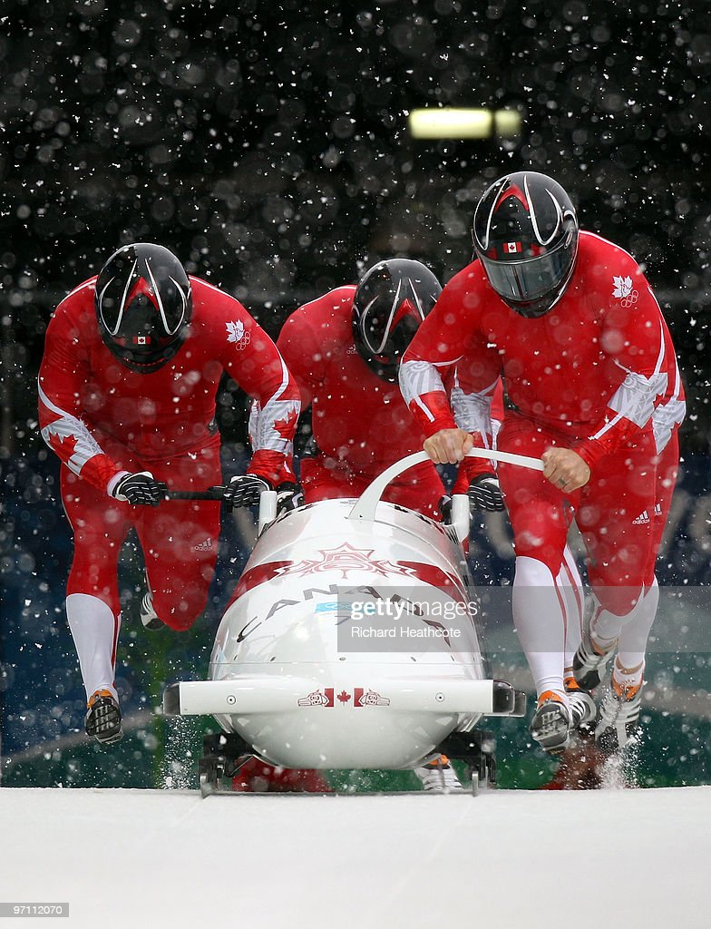 Bobsleigh - Day 15