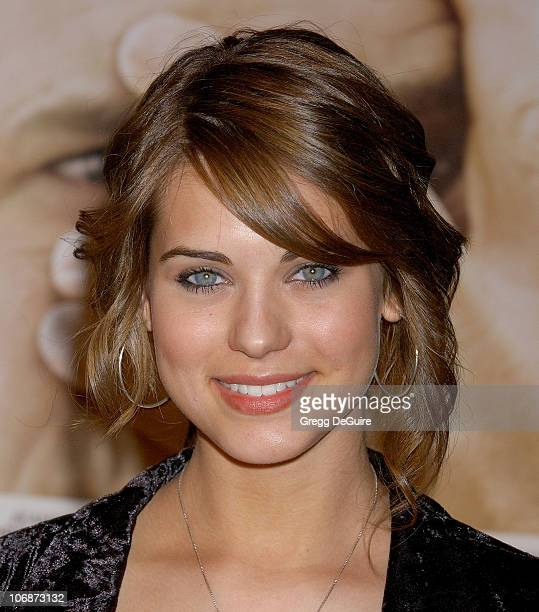 Lyndsy Fonseca during 'Big Love' Los Angeles Premiere Arrivals at Grauman's Chinese Theatre in Hollywood California United States