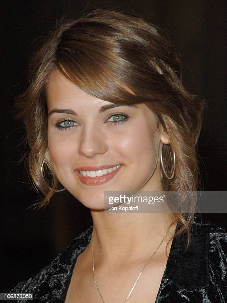 Lyndsy Fonseca during HBO Original Series 'Big Love' Premiere Arrivals at Grauman's Chinese Theater in Hollywood California United States