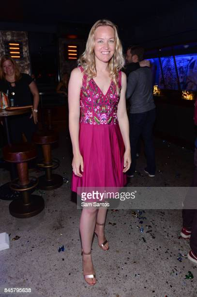 Lynette Howell attends the Nespresso hosted 'Unicorn Store' cocktail party during the 2017 Toronto Film Festival at Woody's and Sailor on September...