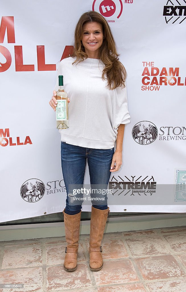 Lynette Paradise attends the Cinco De Mangria party benefiting Children's Hospital Los Angeles on May 5, 2013 in Malibu, California.