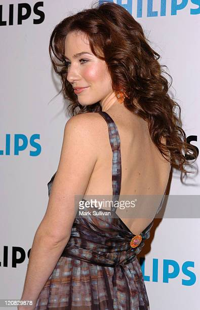 Lynn Collins during 2004 AFI Film Festival William Shakespeare's 'The Merchant of Venice' Arrivals at Cinerama Dome in Hollywood California United...