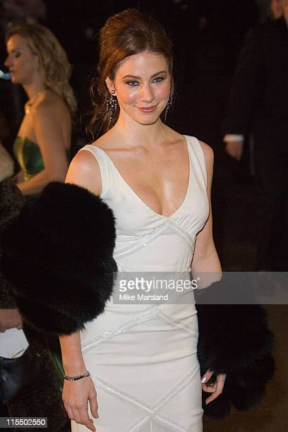Lynn Collins during 'The Merchant of Venice' Royal London Premiere at Odeon Leicester Square in London Great Britain