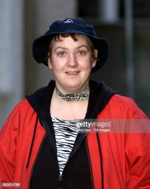 Lynn Marie Coles at Bristol Magistrates' Court after being arrested in the city on 09/01/01 after allegedly hitting Prime Minister Tony Blair on the...