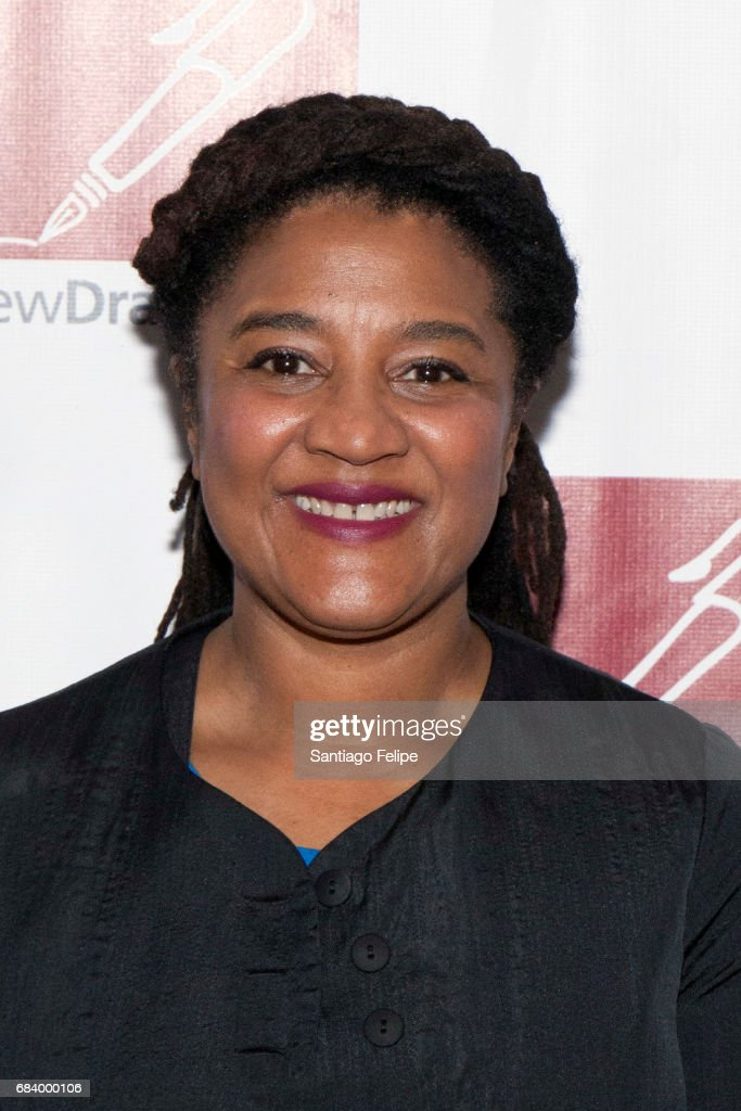 Lynn Nottage attends the 68th Annual New Dramatists Spring Luncheon at New York Marriott Marquis Hotel on May 16, 2017 in New York City.