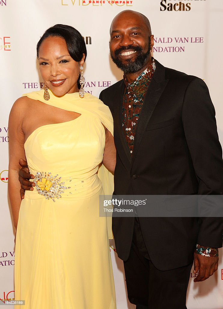 <a gi-track='captionPersonalityLinkClicked' href=/galleries/search?phrase=Lynn+Whitfield&family=editorial&specificpeople=212990 ng-click='$event.stopPropagation()'>Lynn Whitfield</a> and Artistic Director Ronald K Brown attend the Torch Ball hosted by Evidence, A Dance Company at The Plaza Hotel on March 25, 2013 in New York City.
