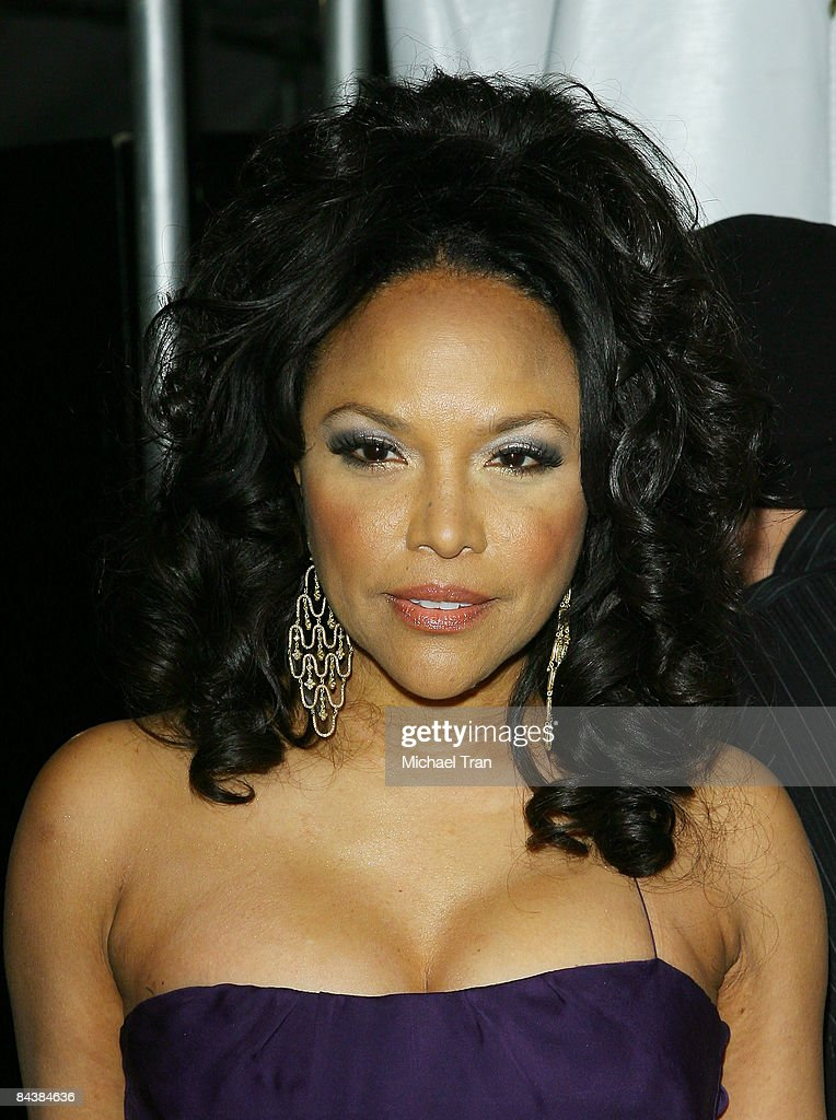 Lynn Whitfield arrives to the Creative Coalition's 2009 Inaugural Ball held at the Harman Center for the Arts on January 20 2009 in Washington DC