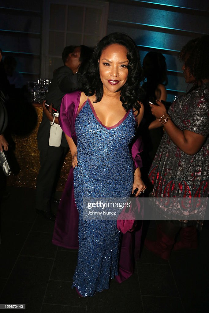 Lynn Whitfield attends the 2013 BET Networks Inaugural Gala at Smithsonian National Museum Of American History on January 21, 2013 in Washington, United States.