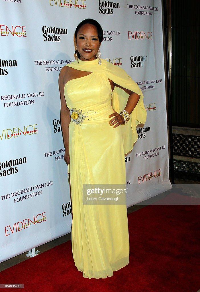 Lynn Whitfield attends the Evidence, A Dance Company 9th annual Torch Ball at The Plaza Hotel on March 25, 2013 in New York City.
