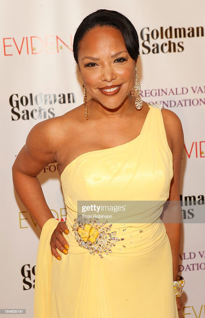 Lynn Whitfield attends the Torch Ball hosted by Evidence, A Dance Company at The Plaza Hotel on March 25, 2013 in New York City.
