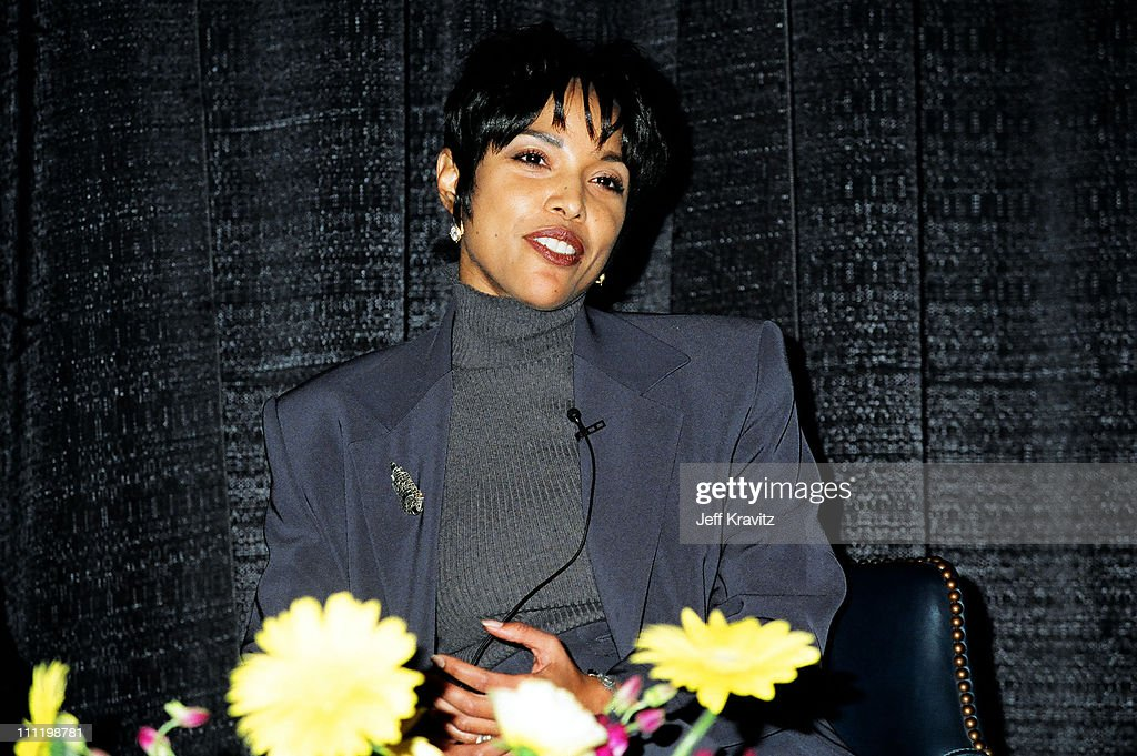 Lynn Whitfield during 1994 Cable Ace Awards in Los Angeles, California, United States.