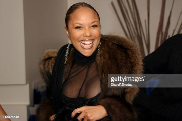 Lynn Whitfield during 'Cosmopolitan Girls' Publications Party at Jimmys Downtown in New York City New York United States