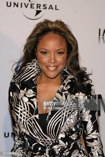 Lynn Whitfield during The World Premiere of the 'Inside Man' at Ziegfeld Theatre in New York New York United States
