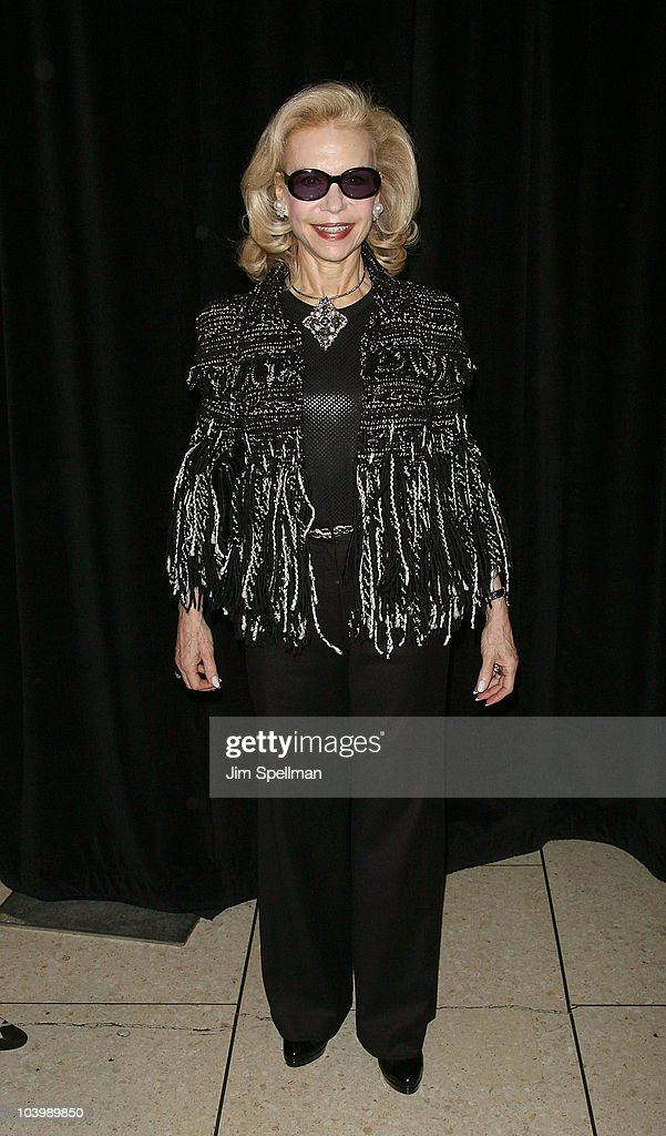 6th Annual Fashion Award Benefit Luncheon - Arrivals