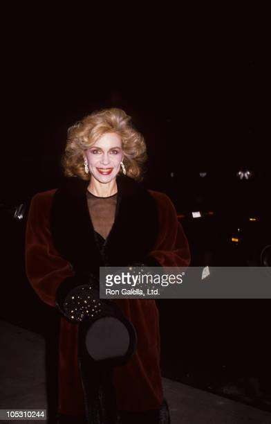 Lynn Wyatt during Benefit for 100 Special Donors at Martha Graham School of Dance in New York City New York United States