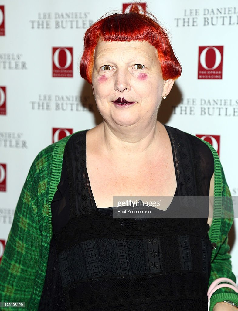 Lynn Yaeger attends the Lee Daniels' 'The Butler' Special Screening at Hearst Tower on July 31, 2013 in New York City.