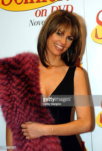 Lynne Koplitz of 'Life and Style' during 'Seinfeld' First 3 Seasons Released on DVD at Rainbow Room in New York City New York United States