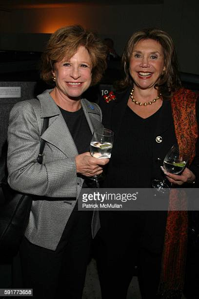 Lynne Manning and Marilee Greenwald attend A Centennial Celebration for Harold Arlen at The Museum of Television and Radio on October 17 2005 in New...