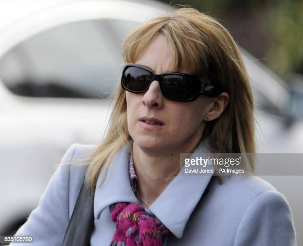 LynneMarrie Howden leaves Warwick Crown court today where she faces charges related to the death of a women in an accident caused while she was using...