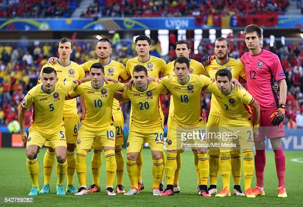 Lyon Football UEFA Euro 2016 group A game between Romania and Albania Lukasz Laskowski / PressFocus/MB Media
